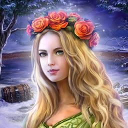 Secret Trails: Frozen Heart - Salva a tu hermana y trae de vuelta el verano en el juego de aventuras Secret Trails: Frozen Heart. - logo