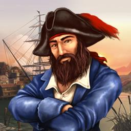 Seven Seas Solitaire - Play over 300 levels and rescue the love of your life in the card game Seven Seas Solitaire! - logo