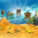 7 Wonders of the Ancient World - logo