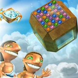 7 Wonders - Treasures of Seven - Iguala runas y descubre la piedra angular en 7 Wonders - Treasures of Seven. - logo