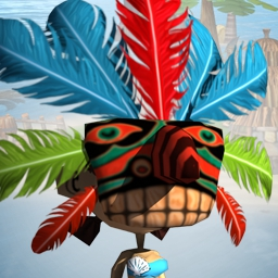 Shaman Odyssey - Tropic Adventure - Shaman Odyssey - Tropic Adventure mixes strategy and village simulation! - logo