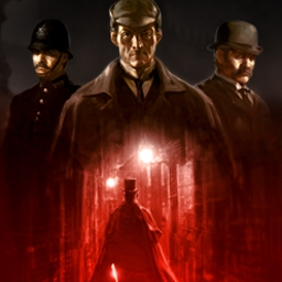 Sherlock Holmes vs. Jack the Ripper - Use y combina 100 objetos en Sherlock Holmes vs. Jack the Ripper. - logo