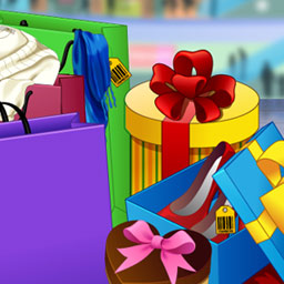 Shop-n-Spree: Shopping Paradise - You're in charge of fun, themed shopping malls in this exciting time management game. Play Shop-n-Spree: Shopping Paradise today! - logo