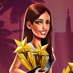 Slots Hollywood - Are you lucky enough to make it in Hollywood? Play Slots: Hollywood FREE! - logo