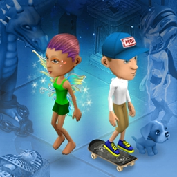SmallWorlds - SmallWorlds is a free, online, 3D virtual world. Be who you want to be! - logo