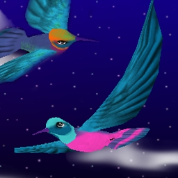 Snapshot Adventures - Create your own birds in dozens of colorful locations. - logo