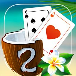 Solitaire Beach Season 2 - Play 120 different card deals in Solitaire Beach Season 2! - logo