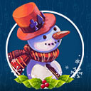 Solitaire Christmas: Match 2 Cards - logo
