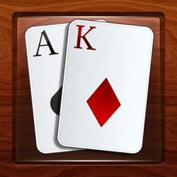 Solitaire Club - Play through 80 levels in the card game Solitaire Club! - logo