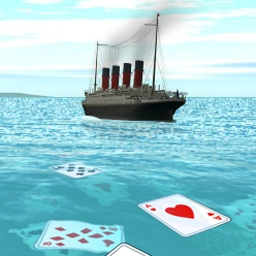 Solitaire Cruise - See the world by sea, visit exciting countries just by playing Solitaire! - logo