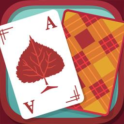 Solitaire Match 2 Cards Thanksgiving Day - Solitaire Match 2 Cards. Thanksgiving Day - the game with autumn atmosphere! - logo
