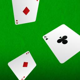 Solitaire Rush: Stakes Edition - In Solitaire Rush: Stakes Edition, put your Tokens on the line in this popular card game! - logo