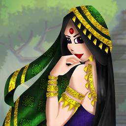 Solitaire Stories The Quest for Seeta -  - logo