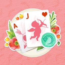 "Solitaire Valentines Day 2 - ""What could be more exciting than a first date!? You have a unique opportunity to feel it! - logo"