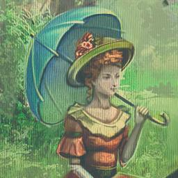 Solitaire Victorian Picnic - Go back in time with a classic card game in Solitaire Victorian Picnic! - logo