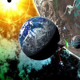 Space Empires IV Deluxe - The award-winning Space Empires IV Deluxe is the latest edition in the Space Empires series. - logo