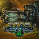 Star Defender 4 - logo