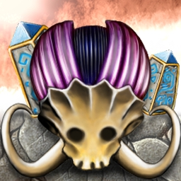 StoneLoops of Jurassica - Check out this thoughtful puzzle-arcade game with 75 levels and 24 trophies - logo