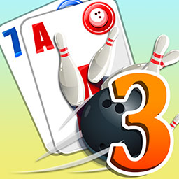 Strike Solitaire 3: Dream Resort - Visit a beautiful resort, relax and win with solitaire in Strike Solitaire 3: Dream Resort! - logo