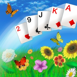 Summer Tri-Peaks Solitaire - Enjoy the beauty of a sunny day while playing Summer Tri-Peaks Solitaire! - logo