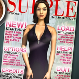 Supple: Episode 2 - Enjoy the fun, sexy world of a fashion magazine in Supple: Episode 2! - logo
