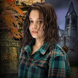 Surface: The Noise She Couldn't Make - Find the truth about a comatose young woman in the hidden object game Surface: The Noise She Couldn't Make! - logo