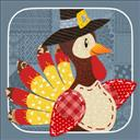 Thanksgiving Day Mosaic - logo