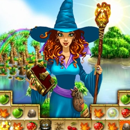 The Enchanting Islands - Restore a fairy-tale realm with magical match 3 in The Enchanting Islands! - logo