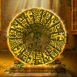 The Legend of El Dorado Deluxe - The Legend of El Dorado Deluxe is hours of puzzle-solving fun! - logo