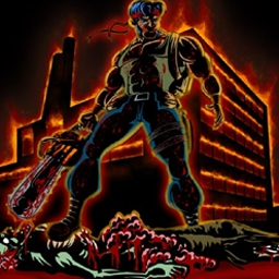 The Living Dead - Kill some zombies before they rip you apart in The Living Dead, a FREE online game! - logo