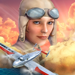 The Search for Amelia Earhart - Search for clues to solve the mysterious disappearance of Amelia Earhart! - logo