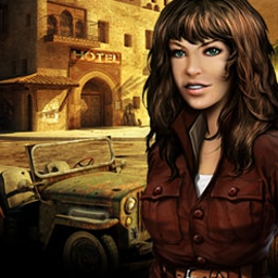 The Secret Legacy: A Kate Brooks Adventure - En The Secret Legacy: A Kate Brooks Adventure, reúne las pistas necesarias para desentrañar un misterio y encontrar un tesoro enterrado. - logo