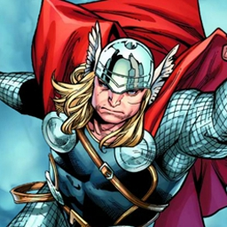 Thor Takes Flight - Thor is called upon by Odin to restore order to the Nine Worlds. Can he defeat his most feared enemies? Play Thor Takes Flight for free! - logo