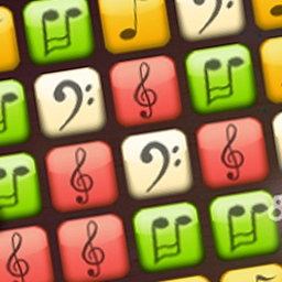 3Tones - 3Tones is a challenging puzzle game with a musical twist! - logo