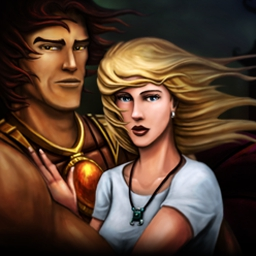 Tiger Eye - Curse of the Riddle Box - Find mystery, magic, and romance in Tiger Eye - Curse of the Riddle Box! - logo