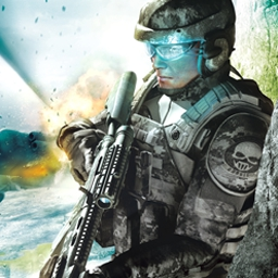 Tom Clancy's GRAW 2 - Tom Clancy's Ghost Recon Advanced Warfighter 2™ is PC gaming at its best. - logo