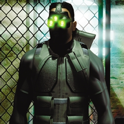 Tom Clancy's Splinter Cell - Enter the world of real modern espionage in Tom Clancy's Splinter Cell™. - logo
