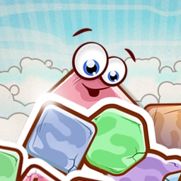 Tower Builder - Everything depends on your imagination!  Help one pebble return home by architecting a land of stones! - logo