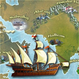Tradewinds Legends - Get carried away by airship and battle Sinbad in Tradewinds Legends! - logo
