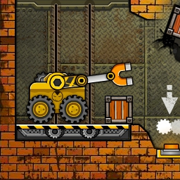 Truck Loader 4 - The little Loader with the big magnet is back with even more puzzles to solve in Truck Loader 4! - logo