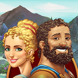 12 Labours of Hercules III: Girl Power - Megara must save her beloved Hercules in this popular time management series. Play 12 Labours of Hercules III: Girl Power! - logo