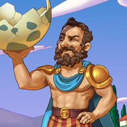 12 Labours of Hercules IV: Mother Nature Collector's Edition - ¡Disfruta del juego de administración del tiempo 12 Labours of Hercules IV: Mother Nature Collector's Edition! - logo