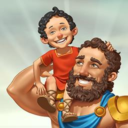 12 Labours of Hercules V: Kids of Hellas Collector's Edition - Play the time management game 12 Labours of Hercules V: Kids of Hellas Collector's Edition! - logo