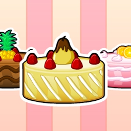 Twin Cakes - Improve your memory and satisfy your sweet tooth in Twin Cakes! Pair up matching cakes in this fun, FREE game. - logo