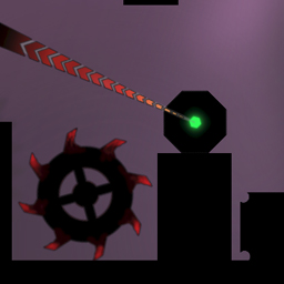 Ultimate Solid - Ultimate Solid is a physics-based game in platform world full of challenging obstacles and fun puzzle elements. - logo