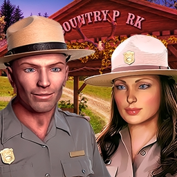 Vacation Adventures: Park Ranger - Spend your summer in a stunning National Park in the hidden object game Vacation Adventures: Park Ranger! - logo