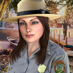 Vacation Adventures: Park Ranger 3 - Protect animals, help visitors and search for wildlife in the hidden object game Vacation Adventures: Park Ranger 3! - logo