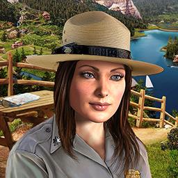Vacation Adventures: Park Ranger 4 - Pinecreek is better than ever in the hidden object game Vacation Adventures: Park Ranger 4! - logo