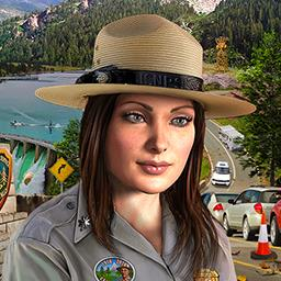 Vacation Adventures: Park Ranger 5 - Play the hidden object game Vacation Adventures: Park Ranger 5! You're in charge. - logo