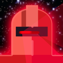 Vektor Wars - Kick Ass Robot Annihilating Fun! Welcome to an 80's neon future inspired first-person cyber shooter. - logo